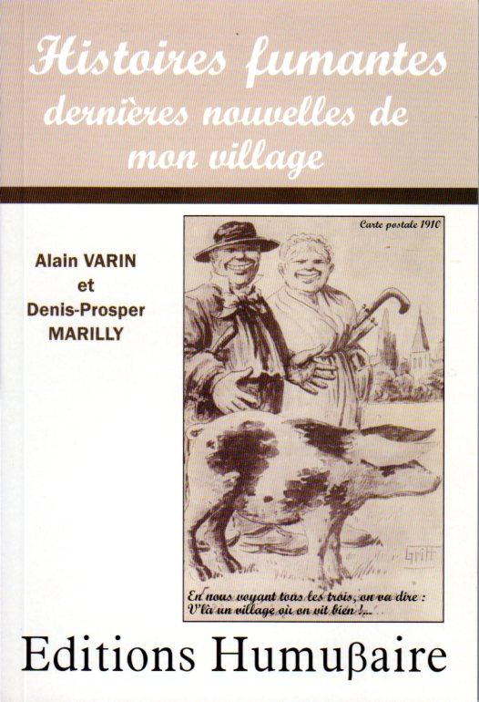 Histoires fumantes - Alain VARIN et Denis-Prosper MARILLY