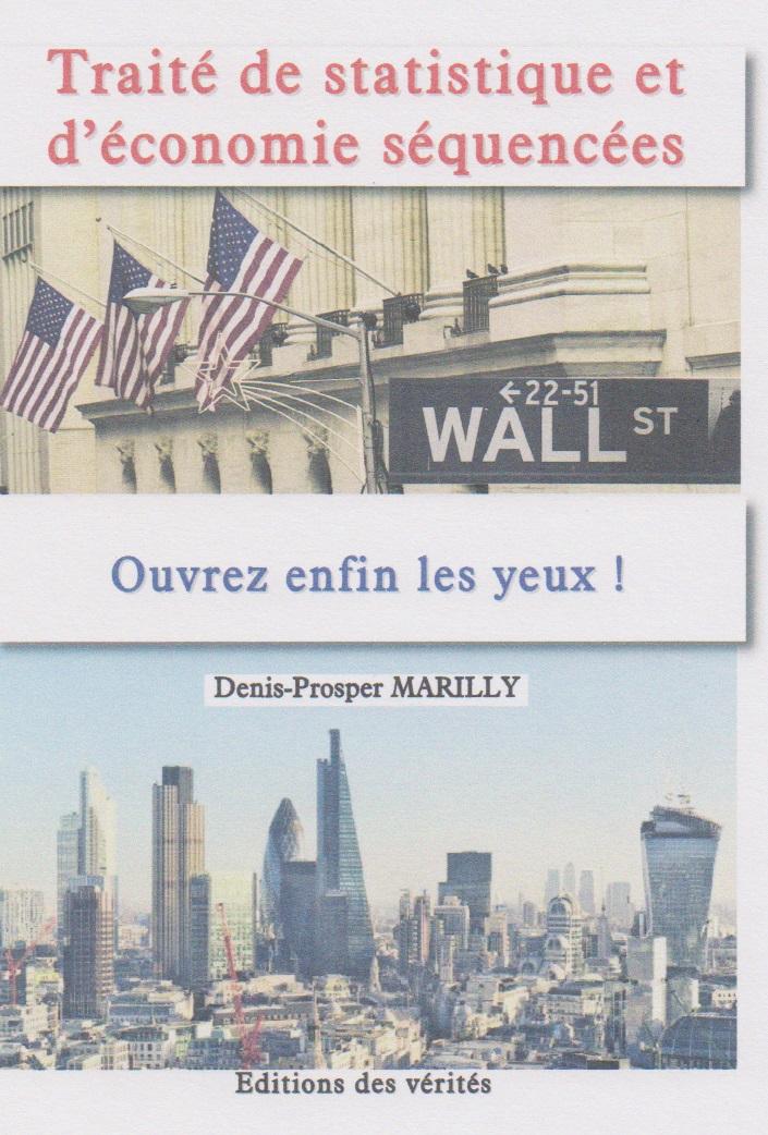 Traité de statistique et d'économie séquencées - Denis-Prosper MARILLY